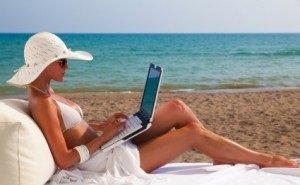 Пляжи Кубани обеспечат бесплатным Wi-Fi