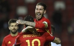 Сборную Испании по футболу встретят в Краснодаре Галицкий и Первышов