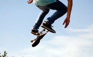 В сочинском скейт-парке пострадали дети