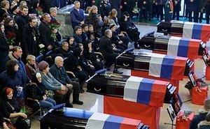 Семьи жертв крушения Ту-154 в Сочи подали иск в суд Лондона
