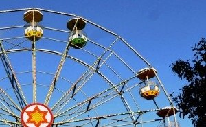 «Чёртово колесо» в Новороссийске полностью оправдало своё название