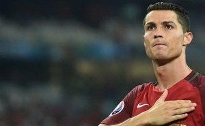 Главным героем матча в Сочи стал, несомненно, Криштиану Роналду