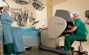 На Кубани робот «Да Винчи» провёл более 1 тыс. операций
