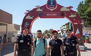 С какими трудностями сталкивается туристическая полиция  в Сочи