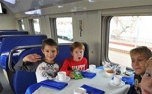 Чем кормили детей, отравившихся в вагоне-ресторане, проверят следователи