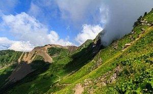 В горах Сочи потерялся ребёнок