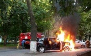 Почему в Краснодаре взрываются машины