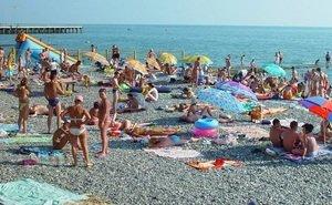 В списке лучших российских пляжей Сочи места не нашлось