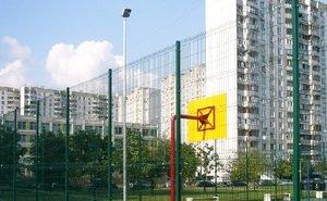Во дворах Краснодара укрепят ограждения спортплощадок
