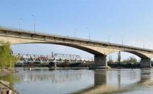 Яблоновский мост Краснодара временно закрывают для транспорта