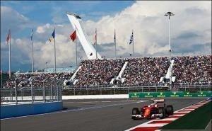 Продажи билетов на «Формулу-1» в Сочи увеличились в 4 раза