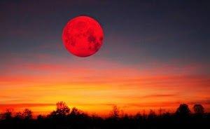 Увидеть «кровавую» Луну краснодарцам помешали тучи