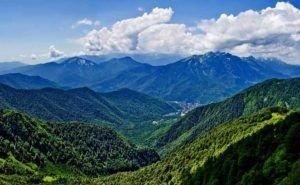 60-летний турист из Майкопа потерялся в горах Сочи