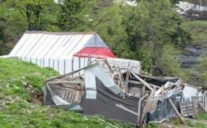 Нацпарк, допустивший самострои в горах Сочи, оштрафован на 300 тыс. рублей