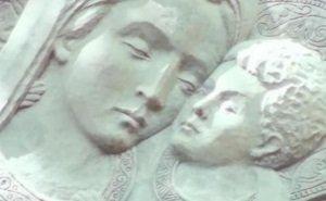 На скалах Кубани обнаружили лик Богородицы