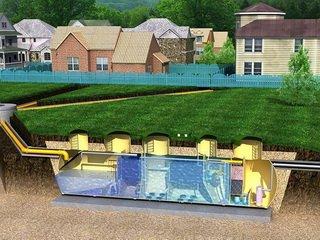 Современные способы биологической очистки сточных вод