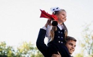 В школах Краснодара традиционно прошёл первый звонок
