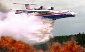 Тушить пожары в Сочинском нацпарке будет авиация