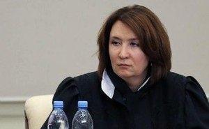 «Золотую судью» Хахалеву убрали из президиума Краснодарского краевого суда