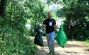 В Краснодаре набирает популярность фитнес с мусором
