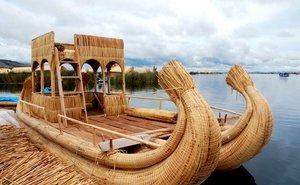 Путешественники на тростниковой лодке отправятся из Сочи на о. Крит