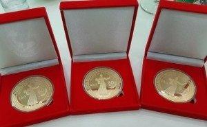 Кубанской делегации вручили награды в Москве