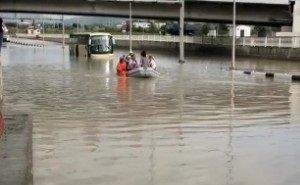 Следователи проверяют информацию о женщине, погибшей в зоне подтопления на Кубани
