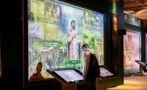 В Краснодаре открылся мультимедийный парк «Россия — моя история»