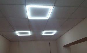 Какой вид светильников для потолка «Армстронг» предпочесть: люминесцентный или светодиодный?