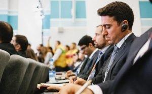 В Сочи проходит Международный форум молодых дипломатов