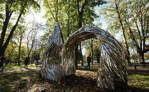 В Краснодаре выясняют отношение жителей к появляющимся в городе скандальным арт-объектам