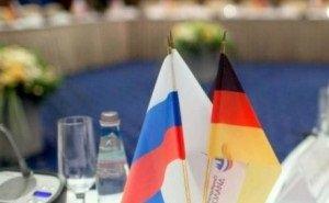 На «Петербургском диалоге» в Сочи Россия и Германия искали способы сближения