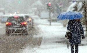 В Краснодарском крае прогнозируют снегопады