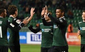 ФК «Краснодар» обыграл турецкий «Акхисар» в Лиге Европы