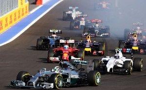 Утверждён календарь гонок «Формулы-1» на 2019-й год