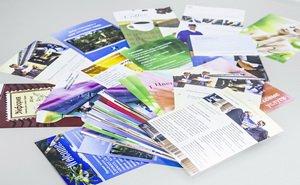 Печать листовок - правильный выбор для успешного маркетинга!