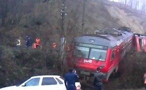 Пострадавших от схода с рельсов пассажирской электрички в Краснодарском крае оказалось больше
