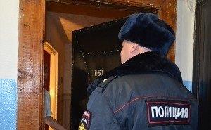 В Краснодаре полицейские начали поквартирный обход