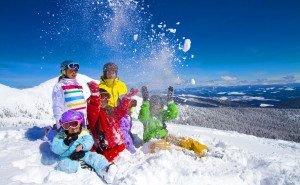 На Красной Поляне в Сочи продано более 50 тысяч ски-пассов
