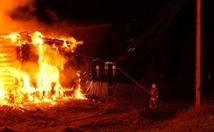 На Кубани заживо сгорел 3-летний ребёнок