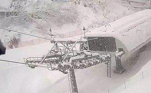 Сочинские трассы частично закрыты для катания