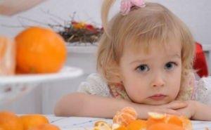 На Кубани появилась информация о заражении гриппом через мандарины