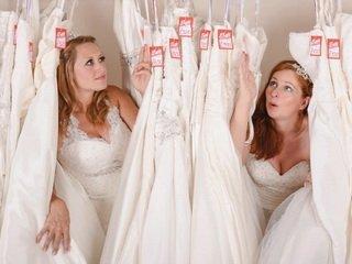 Свадебные платья в Москве на распродаже
