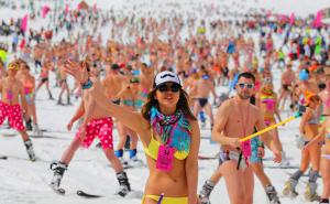 В Сочи открылся высокогорный фестиваль BoogelWoogel