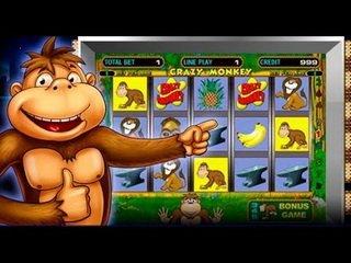 Игровой автомат Crazy Monkey бесплатно и с удовольствием