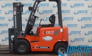 Погрузчики и запчасти к ним от Logistic Forklift
