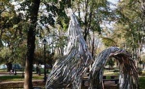 Установленные в Краснодаре арт-объекты бывший главный архитектор считает «жуткими»