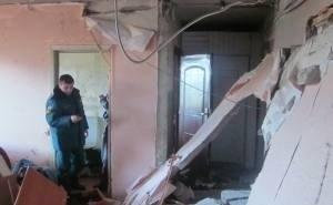 В жилом доме Тимашёвска взорвался газ