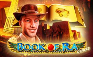 Обзор игрового автомата Book of Ra Deluxe