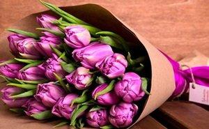 Виды цветочной упаковки